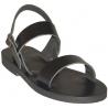 Sandales modèle Benoît - noir de Sandales Hommes