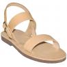 Sandales modèle Benoît - cuir naturel de Sandales Hommes