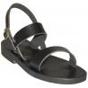 Sandales modèle Scholastique - noir de Sandales Femmes