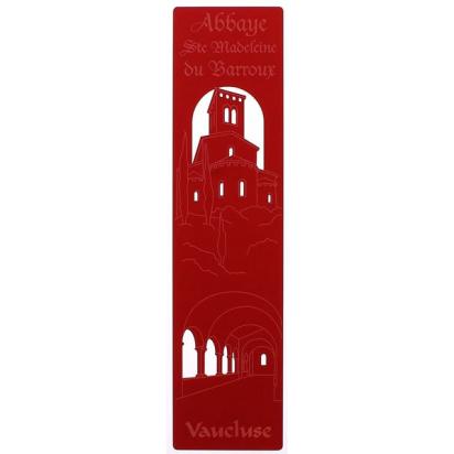 Marque-page Abbaye Sainte-Madeleine du Barroux de Marque pages & Signets